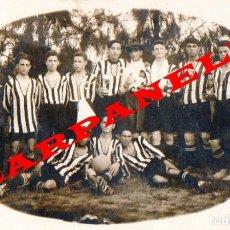 Coleccionismo deportivo: ESPORT CLUB BADAJOZ .FOTOPOSTAL 1925. Lote 107595559