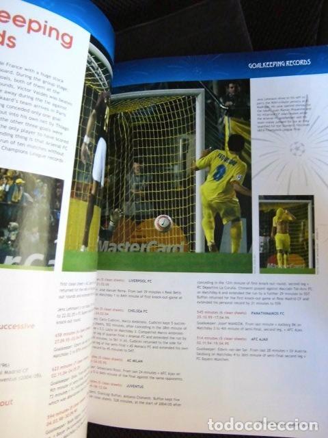 Coleccionismo deportivo: FCBARCELONA PROGRAMA FIRMADO PLANTILLA BARÇA FINAL PARIS 2006 CERTIFICADO ORIGINAL FUTBOL CHAMPIONS - Foto 10 - 114338047