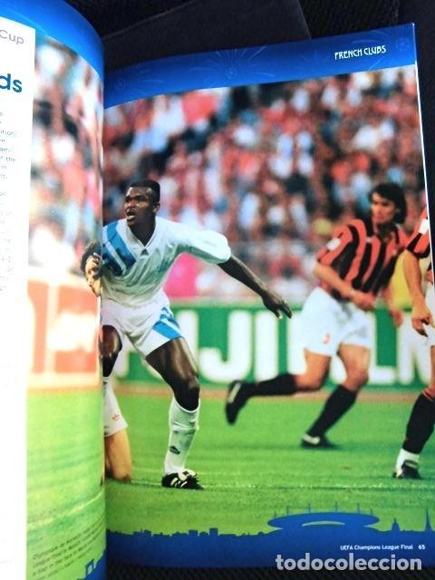 Coleccionismo deportivo: FCBARCELONA PROGRAMA FIRMADO PLANTILLA BARÇA FINAL PARIS 2006 CERTIFICADO ORIGINAL FUTBOL CHAMPIONS - Foto 11 - 114338047