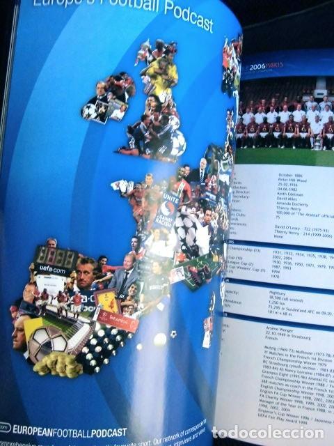 Coleccionismo deportivo: FCBARCELONA PROGRAMA FIRMADO PLANTILLA BARÇA FINAL PARIS 2006 CERTIFICADO ORIGINAL FUTBOL CHAMPIONS - Foto 15 - 114338047