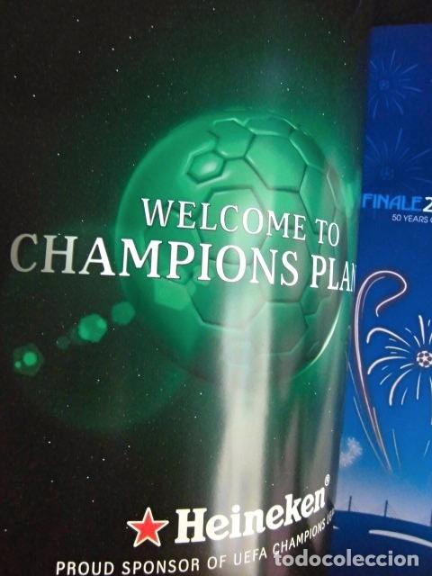 Coleccionismo deportivo: FCBARCELONA PROGRAMA FIRMADO PLANTILLA BARÇA FINAL PARIS 2006 CERTIFICADO ORIGINAL FUTBOL CHAMPIONS - Foto 21 - 114338047