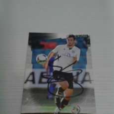 Coleccionismo deportivo: CROMO AUTOGRAFIADO AZKORRA (SALAMANCA).. Lote 114834443
