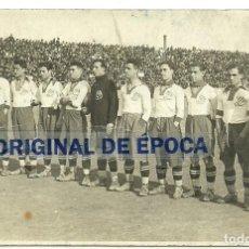 Coleccionismo deportivo: (F-180378)POSTAL FOTOGRAFICA C.D.EUROPA COPA 1923 - AUTOGRAFOS DE JULIA Y PELAO. Lote 115221515