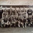Coleccionismo deportivo: AUTOGRAFOS ORIGINALES DE LOS JUGADORES DEL F.C.BARCELONA DE LOS AÑOS 50 DE KUBALA, RAMALLETS Y ETC. Lote 117159431