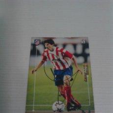 Coleccionismo deportivo: CROMO AUTOGRAFIADO STANKOVIC (ATLÉTICO DE MADRID).. Lote 124831591