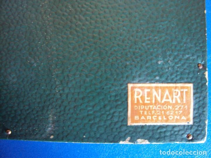 Coleccionismo deportivo: (F-181067)FOTOGRAFIA CON AUTOGRAFO PRESIDENTE DEL C.F.BARCELONA ENRIC LLAUDET 7-6-1961 - Foto 9 - 137203034