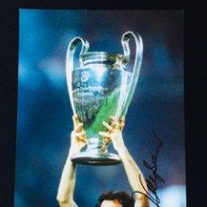 Coleccionismo deportivo: BARESI - AUTOGRAFO ORIGINAL EN FOTO ( 20X25 CM ) - CON CERTIFICADO DE AUTENTICIDAD. Lote 147077398