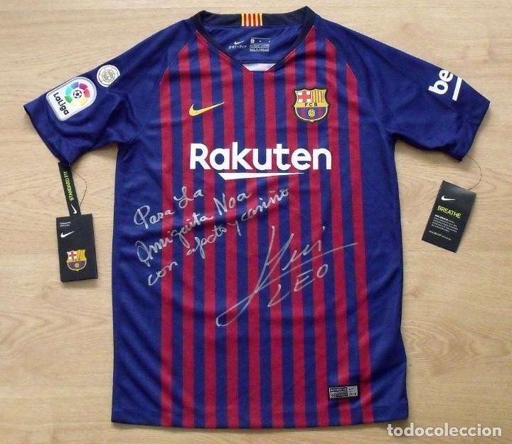 Comprar F Autógrafo Camiseta barcelona Y Firma Dedi Autógrafos c 7OWxz
