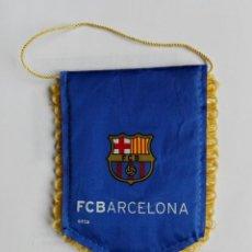 Coleccionismo deportivo: AUTÓGRAFO ADRIANO F.C. BARCELONA EN BANDERÍN OFICIAL. Lote 149587186