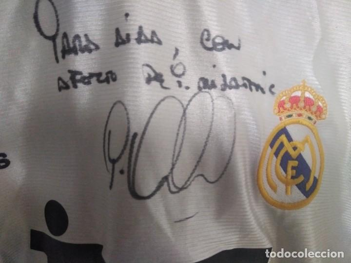 Coleccionismo deportivo: Camiseta firmada Mijatovic - Foto 2 - 152545414