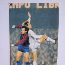 Coleccionismo deportivo: FÚTBOL.FUTBOLISTA.AUTÓGRAFO FIRMA ORIGINAL Y AUTÉNTICA DE BONHOF. VALENCIA. Lote 155100206