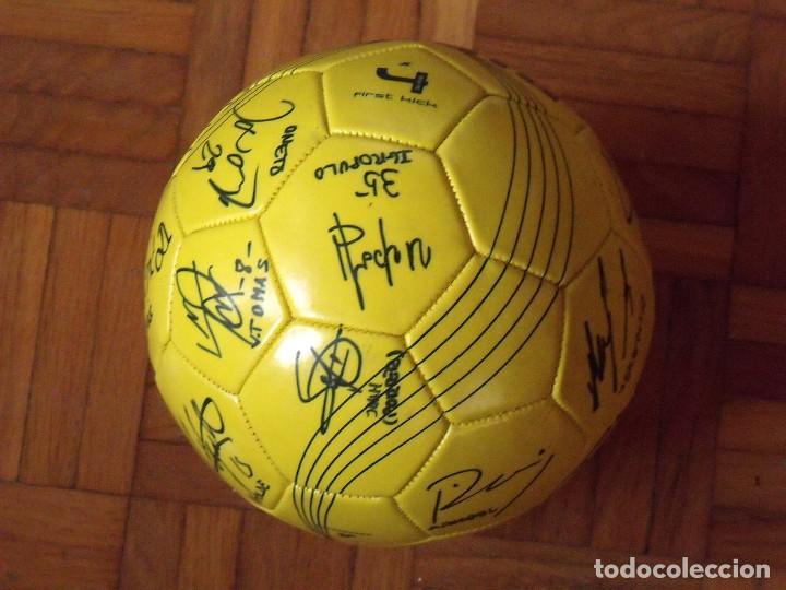 Coleccionismo deportivo: Balón F. C. Barcelona, sección balonmano 2010-11. 20 autógrafos, firmas plantilla. Kipsta. - Foto 5 - 160410214