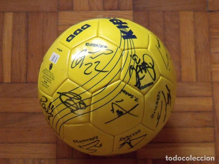 Coleccionismo deportivo: Balón F. C. Barcelona, sección balonmano 2010-11. 20 autógrafos, firmas plantilla. Kipsta. - Foto 8 - 160410214