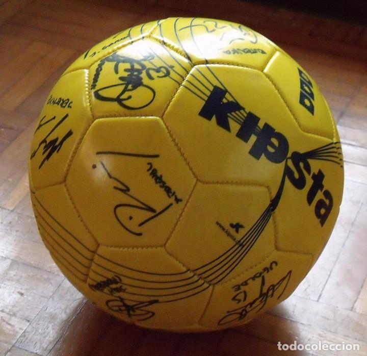 Coleccionismo deportivo: Balón F. C. Barcelona, sección balonmano 2010-11. 20 autógrafos, firmas plantilla. Kipsta. - Foto 10 - 160410214