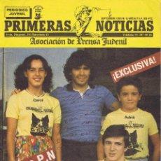 Coleccionismo deportivo: ¡¡¡NUEVO PRECIO!!! DEDICATORIA Y FIRMA DE DIEGO ARMANDO MARADONA. Lote 160834806