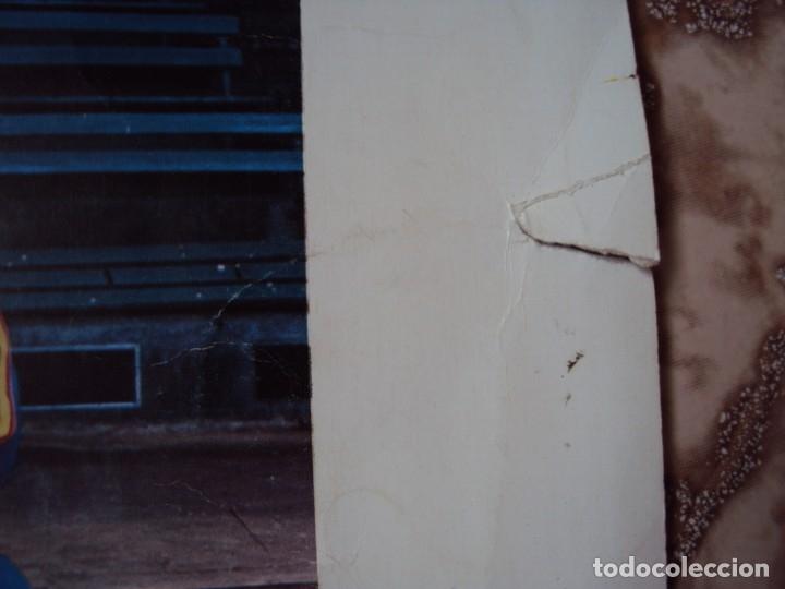 Coleccionismo deportivo: (F-190907)CARTEL CON AUTOGRAFOS ORIGINALES SELECCION ESPAÑOLA DE BASKET AÑOS 80-BUSCATO,CORBALAN,ETC - Foto 24 - 175655840
