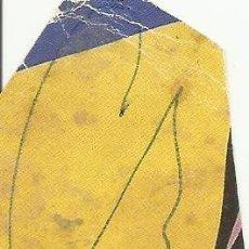 Coleccionismo deportivo: PACO O FRANCISCO CLOS. F.C.BARCELONA. AÑOS 80. AUTÓGRAFO, FIRMA ORIGINAL. BUEN ESTADO. 5X3,5 CM.. Lote 182783985