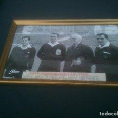 Coleccionismo deportivo: HOMENAJE MR.PENTLAND ATLETICO DE BILBAO 8.12.59. Lote 189618387
