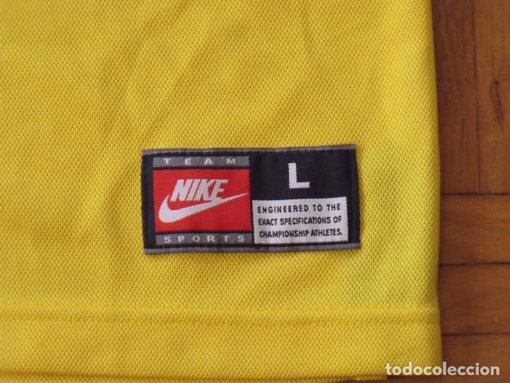Coleccionismo deportivo: Camiseta Brasil. Firma, autógrafo Ronaldo. Ronaldo Luis Nazário de Lima. Nueva. Nike. Original. - Foto 6 - 194560727