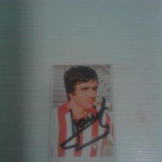Coleccionismo deportivo: CROMO AUTOGRAFIADO DANI ATHLETIC CLUB.. Lote 198641703