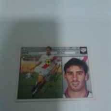 Coleccionismo deportivo: CROMO AUTOGRAFIADO BOLO - RAYO VALLECANO.. Lote 205662472