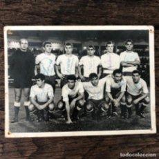 Coleccionismo deportivo: FOTO CON LOS AUTÓGRAFOS DE LOS JUGADORES DE UNIÓN DEPORTIVA LAS PALMAS, TONONO, GUEDES.... Lote 207072832