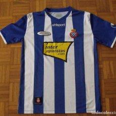 Coleccionismo deportivo: R.C.D. ESPANYOL. 2009-2010. 28 AUTÓGRAFOS, FIRMAS ORIGINALES. AUTOGRAPHS. UHLSPORT. XL.. Lote 230698175