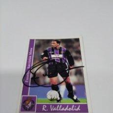 Coleccionismo deportivo: CROMO EUSEBIO - VALLADOLID.. Lote 243122590