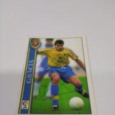 Coleccionismo deportivo: CROMO GRACIA - VILLARREAL.. Lote 243123135
