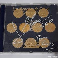 Coleccionismo deportivo: GRAN AUTÓGRAFO LEO MESSI ORIGINAL GRANDES DIMENSIÓNES. CON DEDICATORIA VER FOTOS Y DESCRIPCIÓN.. Lote 248067915