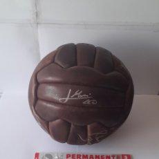 Coleccionismo deportivo: 12 AUTÓGRAFOS LEO MESSI - INIESTA - NEYMAR - LUIS SUAREZ - BUSQUETS ETC.VER FOTOS Y DESCRIPCIÓN.. Lote 251805530