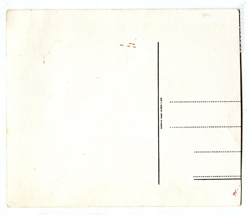 Coleccionismo deportivo: José Manuel Ibar, Urtain, boxeador en 1970, con dedicatoria autógrafa 11x13 cm. - Foto 2 - 253857180