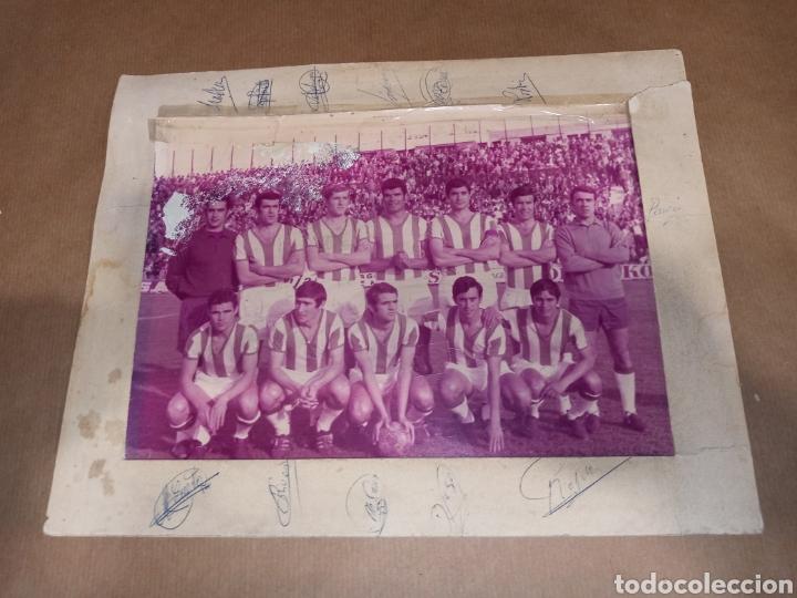 ANTIGUA FOTOGRAFÍA CÓRDOBA C.F. FIRMADA (Coleccionismo Deportivo - Documentos de Deportes - Autógrafos)