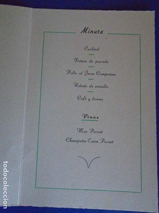 Coleccionismo deportivo: (F-210700)HOMENAJE C.B.JOVENTUD BADALONA CAMPEON COPA S.E.GENERALISIMO 1958-DEDICADA A JUSTO CONDE - Foto 13 - 273185858