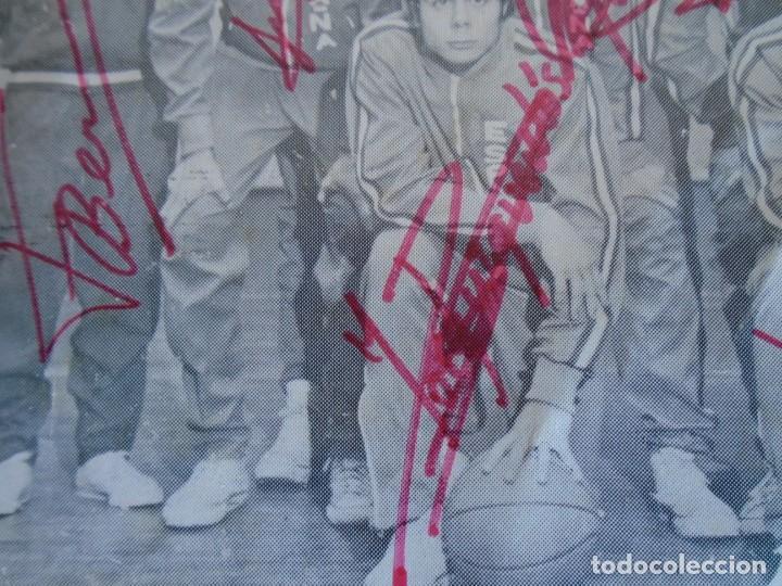 Coleccionismo deportivo: (F-210725)SELECCION ESPAÑOLA DE BALONCESTO AÑOS 70 - AUTOGRAFOS - Foto 9 - 276791718