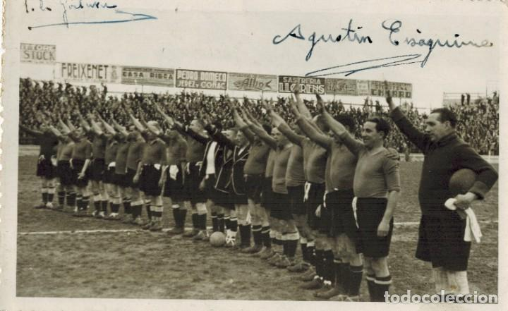 FOTOGRAFÍA SELECCIÓN AUTOGRAFIADA (Coleccionismo Deportivo - Documentos de Deportes - Autógrafos)