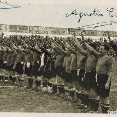Coleccionismo deportivo: FOTOGRAFÍA SELECCIÓN AUTOGRAFIADA. Lote 277611158