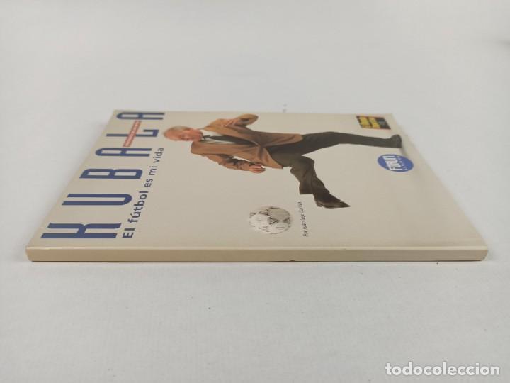 Coleccionismo deportivo: KUBALA - EL FUTBOL ES MI VIDA - DEDICATORIA y FIRMA de KUBALA a FELIX MILLET - Foto 4 - 287702523