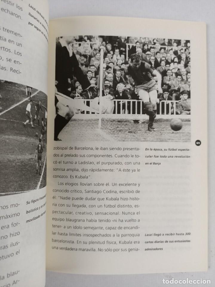 Coleccionismo deportivo: KUBALA - EL FUTBOL ES MI VIDA - DEDICATORIA y FIRMA de KUBALA a FELIX MILLET - Foto 6 - 287702523