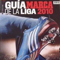 Coleccionismo deportivo: GUÍA MARCA LIGA 2009-2010. 285 AUTÓGRAFOS, AUTOGRAPHS, FIRMAS ORIGINALES EQUIPOS 1ª DIVISIÓN FÚTBOL. Lote 288031693