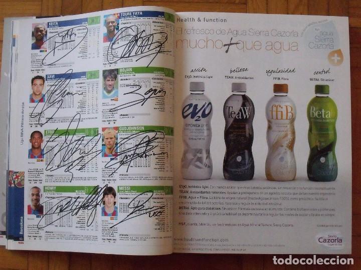 Coleccionismo deportivo: Guía Marca Liga 2008-2009. 355 autógrafos, autographs, firmas originales equipos 1ª división fútbol - Foto 14 - 288057778