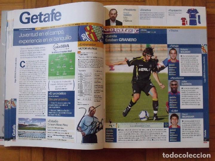 Coleccionismo deportivo: Guía Marca Liga 2008-2009. 355 autógrafos, autographs, firmas originales equipos 1ª división fútbol - Foto 22 - 288057778