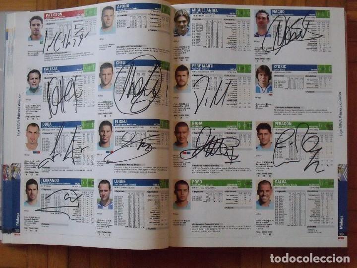 Coleccionismo deportivo: Guía Marca Liga 2008-2009. 355 autógrafos, autographs, firmas originales equipos 1ª división fútbol - Foto 26 - 288057778