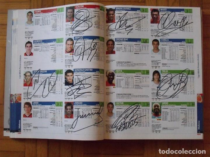 Coleccionismo deportivo: Guía Marca Liga 2008-2009. 355 autógrafos, autographs, firmas originales equipos 1ª división fútbol - Foto 28 - 288057778