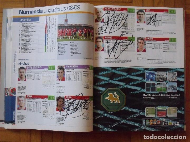 Coleccionismo deportivo: Guía Marca Liga 2008-2009. 355 autógrafos, autographs, firmas originales equipos 1ª división fútbol - Foto 29 - 288057778