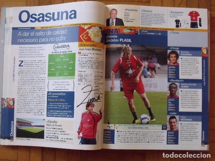 Coleccionismo deportivo: Guía Marca Liga 2008-2009. 355 autógrafos, autographs, firmas originales equipos 1ª división fútbol - Foto 31 - 288057778