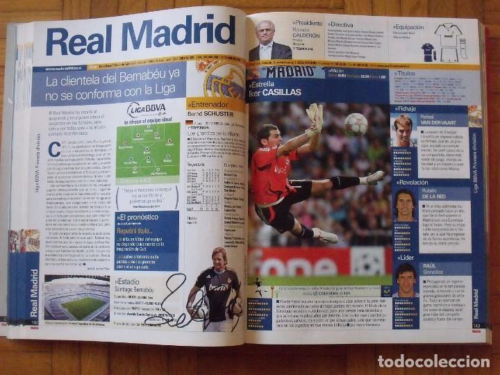 Coleccionismo deportivo: Guía Marca Liga 2008-2009. 355 autógrafos, autographs, firmas originales equipos 1ª división fútbol - Foto 36 - 288057778