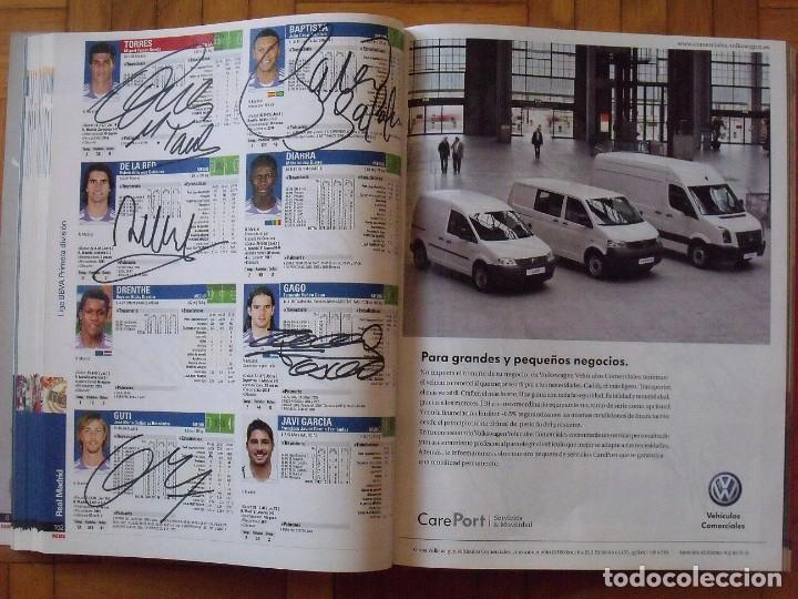 Coleccionismo deportivo: Guía Marca Liga 2008-2009. 355 autógrafos, autographs, firmas originales equipos 1ª división fútbol - Foto 38 - 288057778