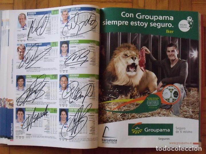Coleccionismo deportivo: Guía Marca Liga 2008-2009. 355 autógrafos, autographs, firmas originales equipos 1ª división fútbol - Foto 39 - 288057778