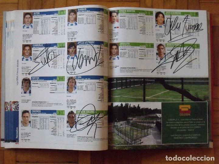Coleccionismo deportivo: Guía Marca Liga 2008-2009. 355 autógrafos, autographs, firmas originales equipos 1ª división fútbol - Foto 41 - 288057778
